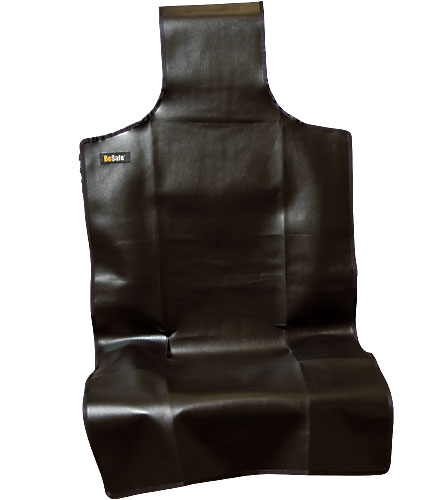Trittschutz für rückwärts gerichtete Autositze - universal MIT und OHNE IsoFix