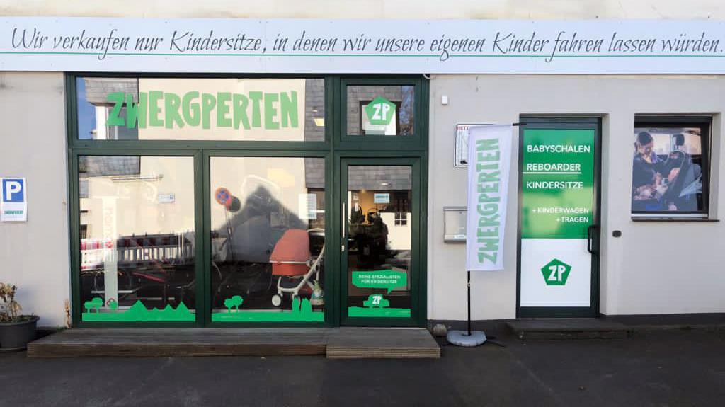ZWERGPERTEN® in Witten/Ruhrgebiet