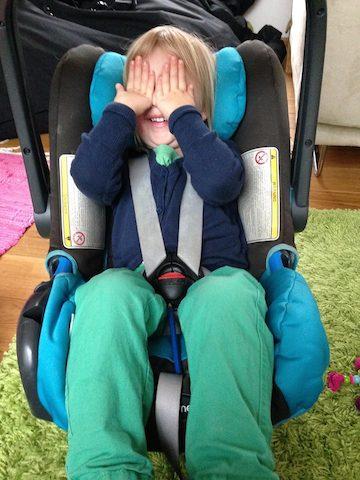 Wie lange muss oder kann ich meine Babyschale nutzen?