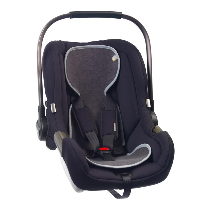 AeroMoov Sitzauflage für Babyschalen - Sand