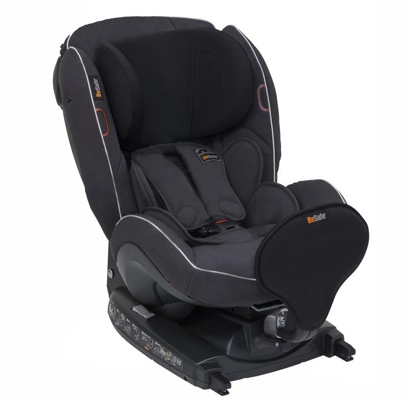 BeSafe iZi Kid i-Size X1 - Special Car Interior