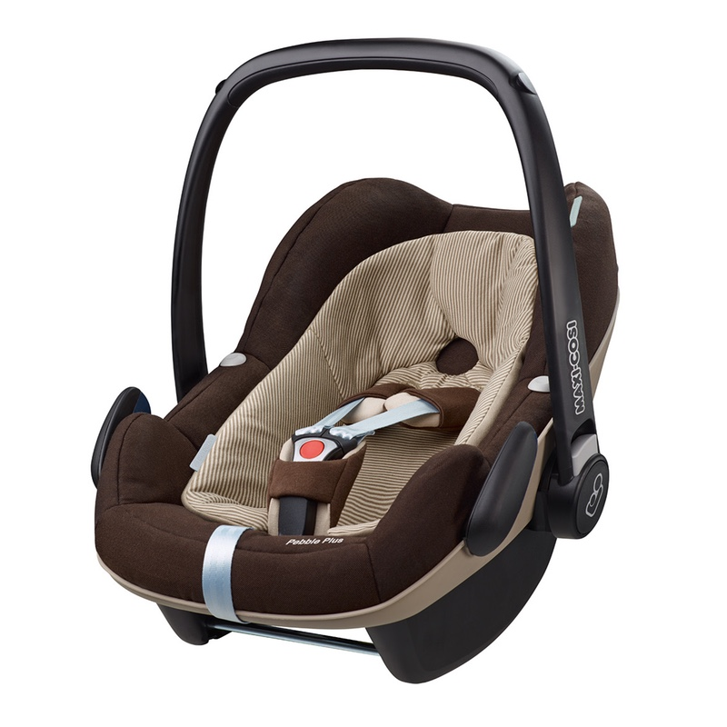 Maxi-Cosi Pebble Plus - Black Raven