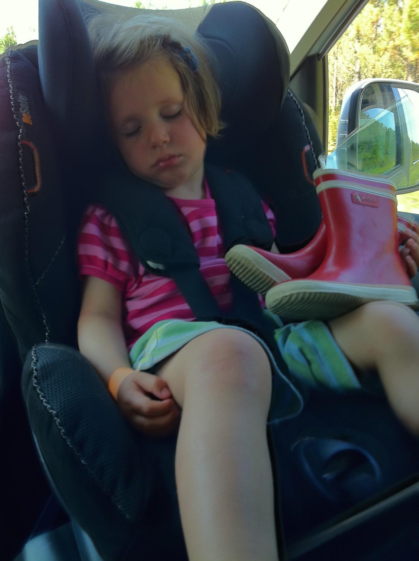 Ruheposition - wie sollte mein Kind sitzen?