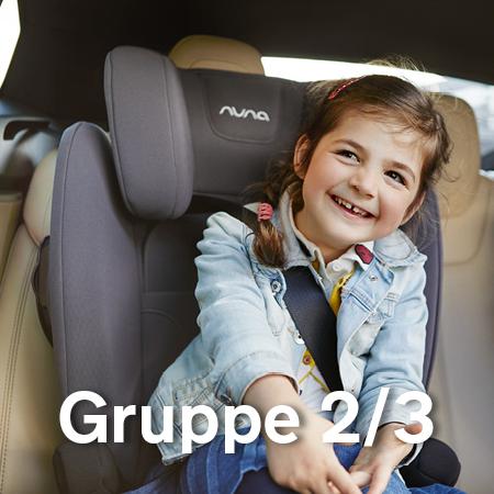 KneeGuard Kids 3 Autositz Fußstütze | Die Zwergperten