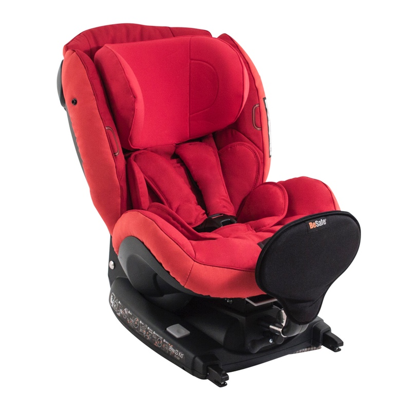 BeSafe iZi Kid i-Size X1 - Ruby Red