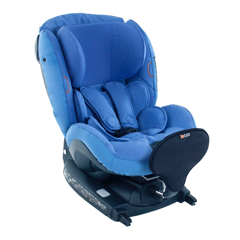 BeSafe iZi Kid i-Size X1 - Saphir Blue