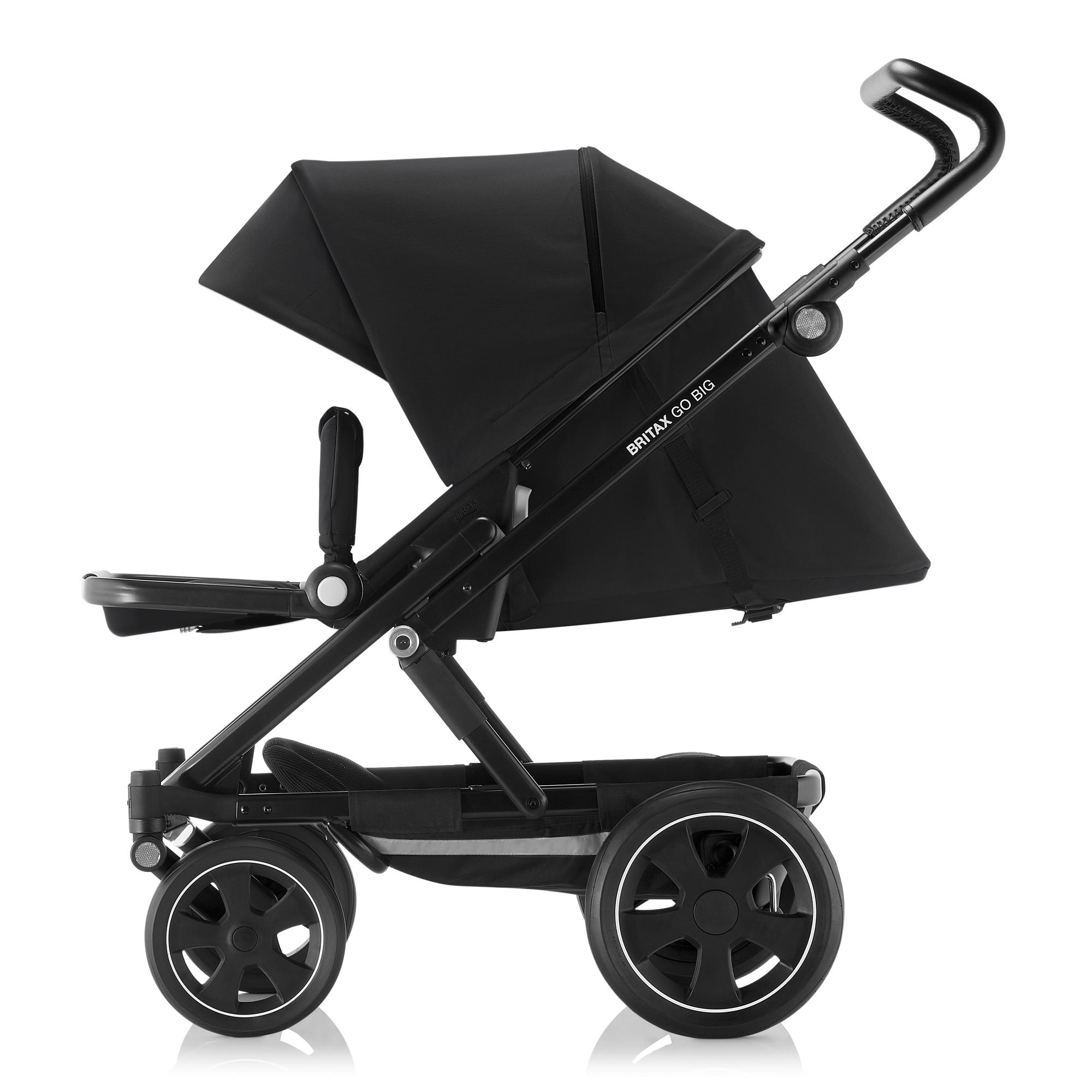 kombikinderwagen britax go big die zwergperten babyschalen reboarder kindersitze. Black Bedroom Furniture Sets. Home Design Ideas