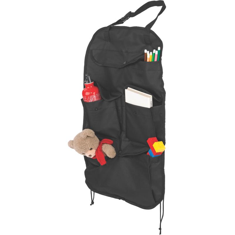 Sitzschoner mit Taschen