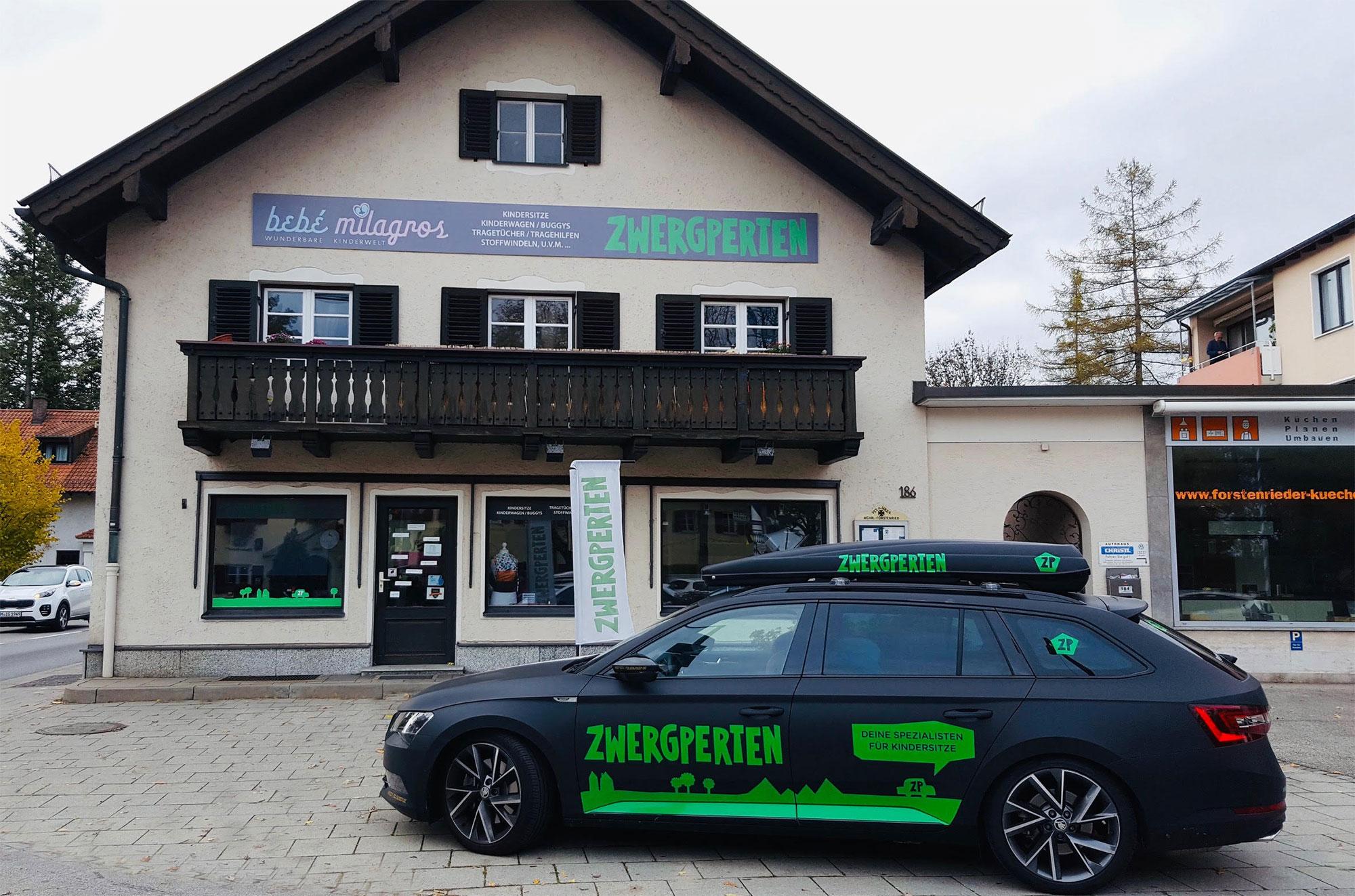 ZWERGPERTEN® München