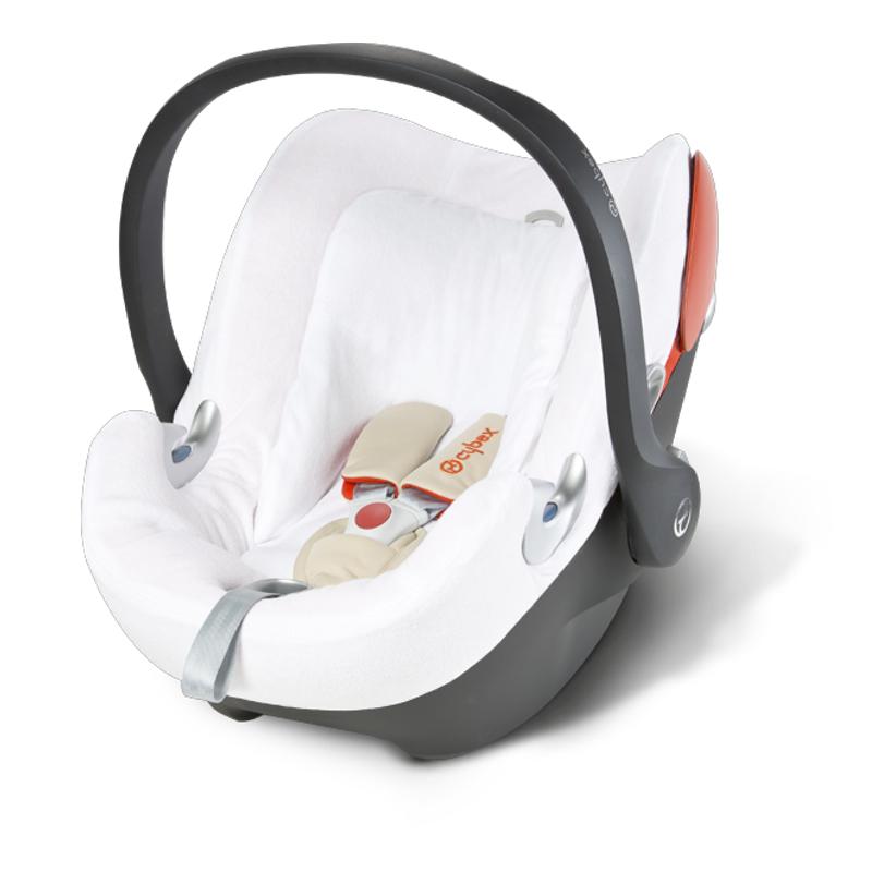 sommerbezug f r cybex aton q die zwergperten babyschalen reboarder kindersitze. Black Bedroom Furniture Sets. Home Design Ideas