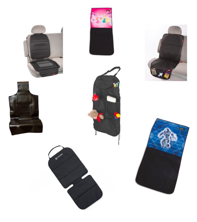 Trittschutz - sinnvolles Zubehör zum Schonen des Autositzes