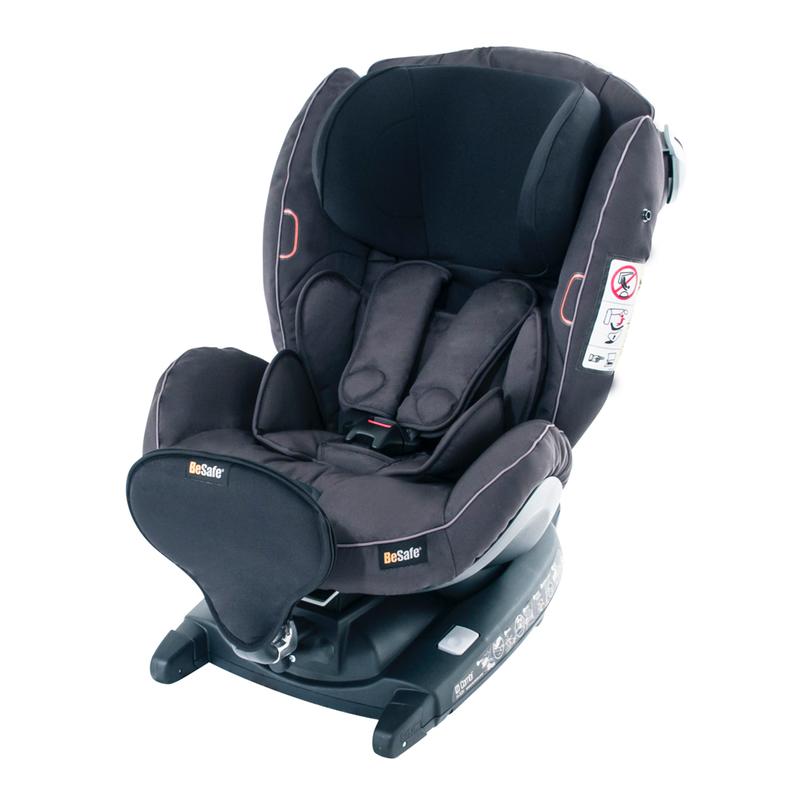 BeSafe iZi Combi X4 ISOfix - Special Car Interior