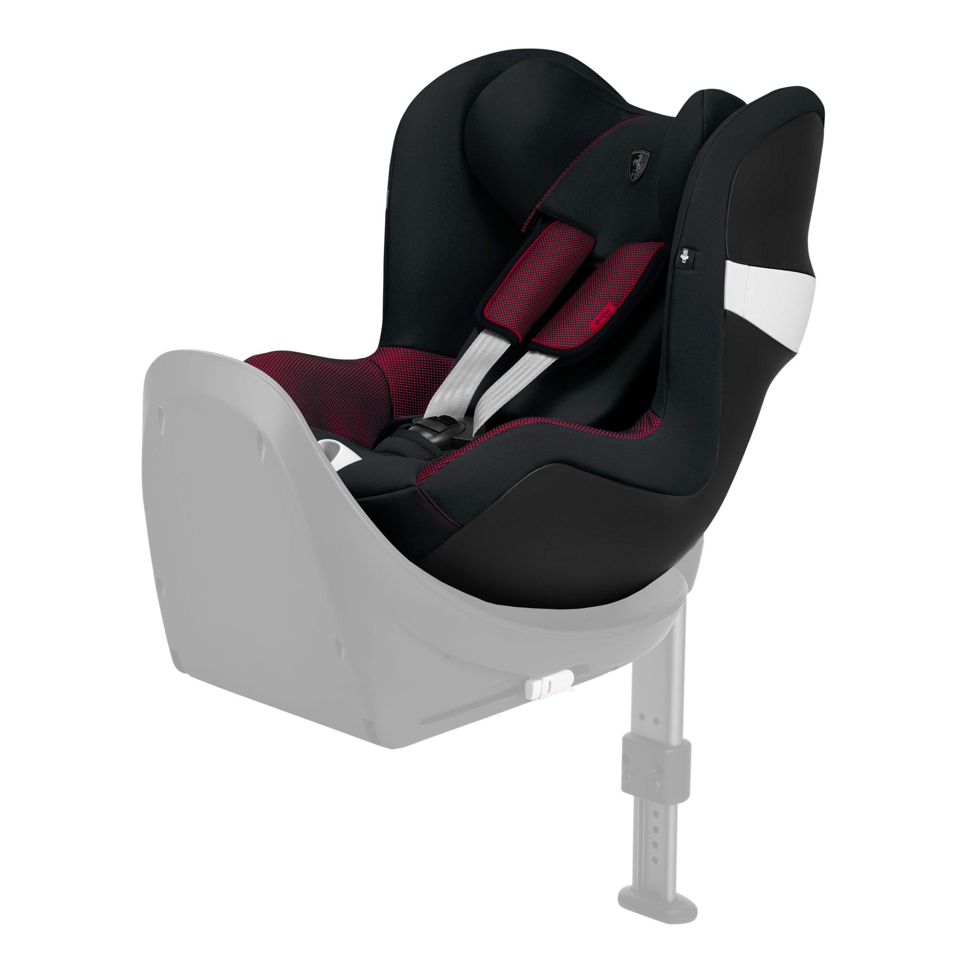 cybex sirona m2 i size scuderia ferrari edition reboard. Black Bedroom Furniture Sets. Home Design Ideas