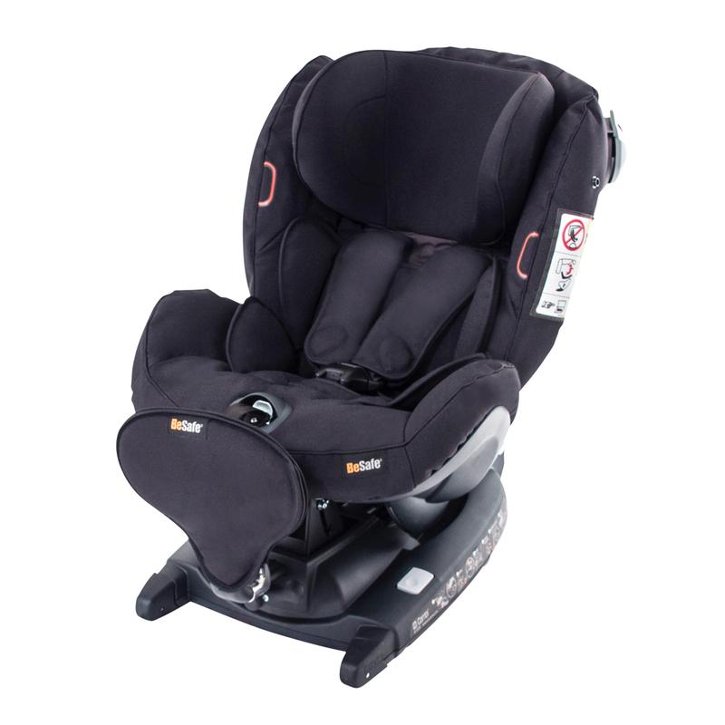 BeSafe iZi Combi X4 ISOfix - Black Cab
