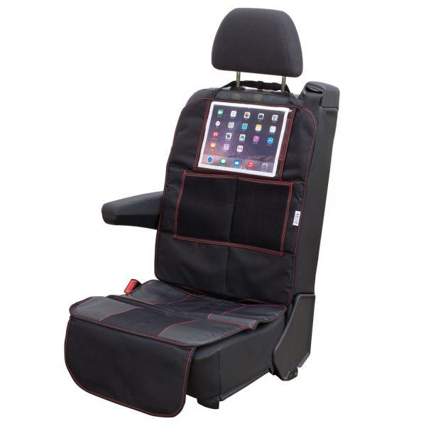 Axkid Trittschutz mit iPad/Tablet-Halterung