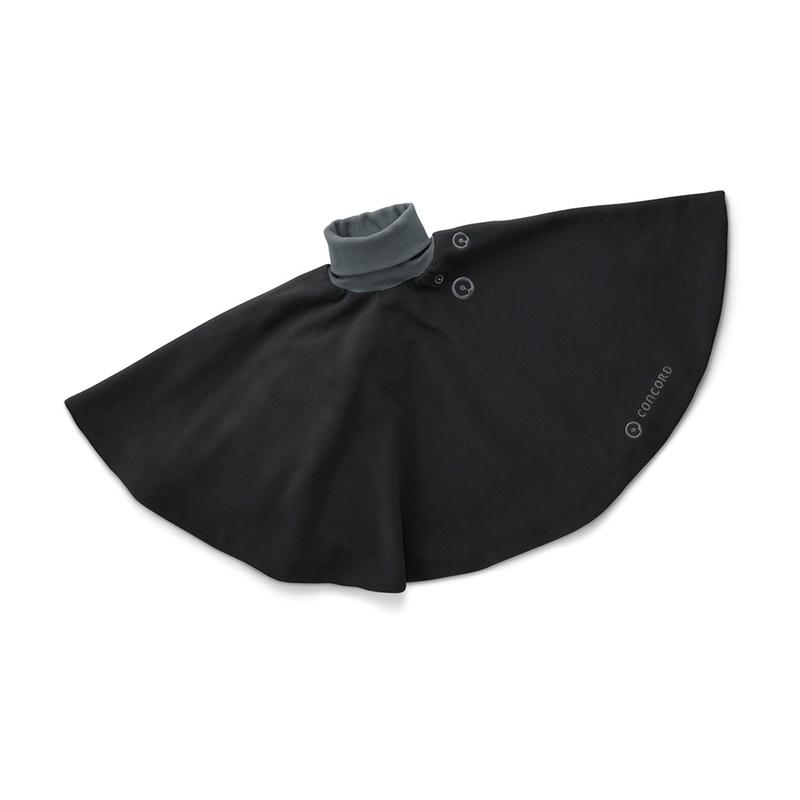 Concord Autositz-Poncho - Raven Black