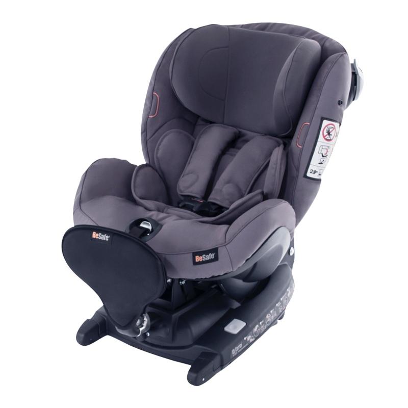 BeSafe iZi Combi X4 ISOfix - Lava Grey