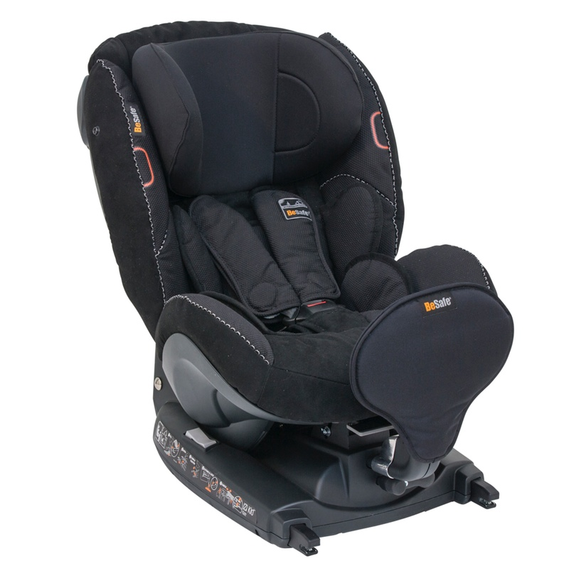 BeSafe iZi Kid i-Size X1 - Black Cab