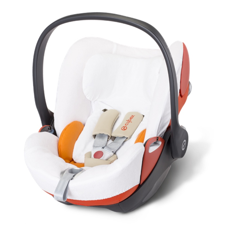 sommerbezug schonbezug f r cybex cloud q die zwergperten babyschalen reboarder kindersitze. Black Bedroom Furniture Sets. Home Design Ideas