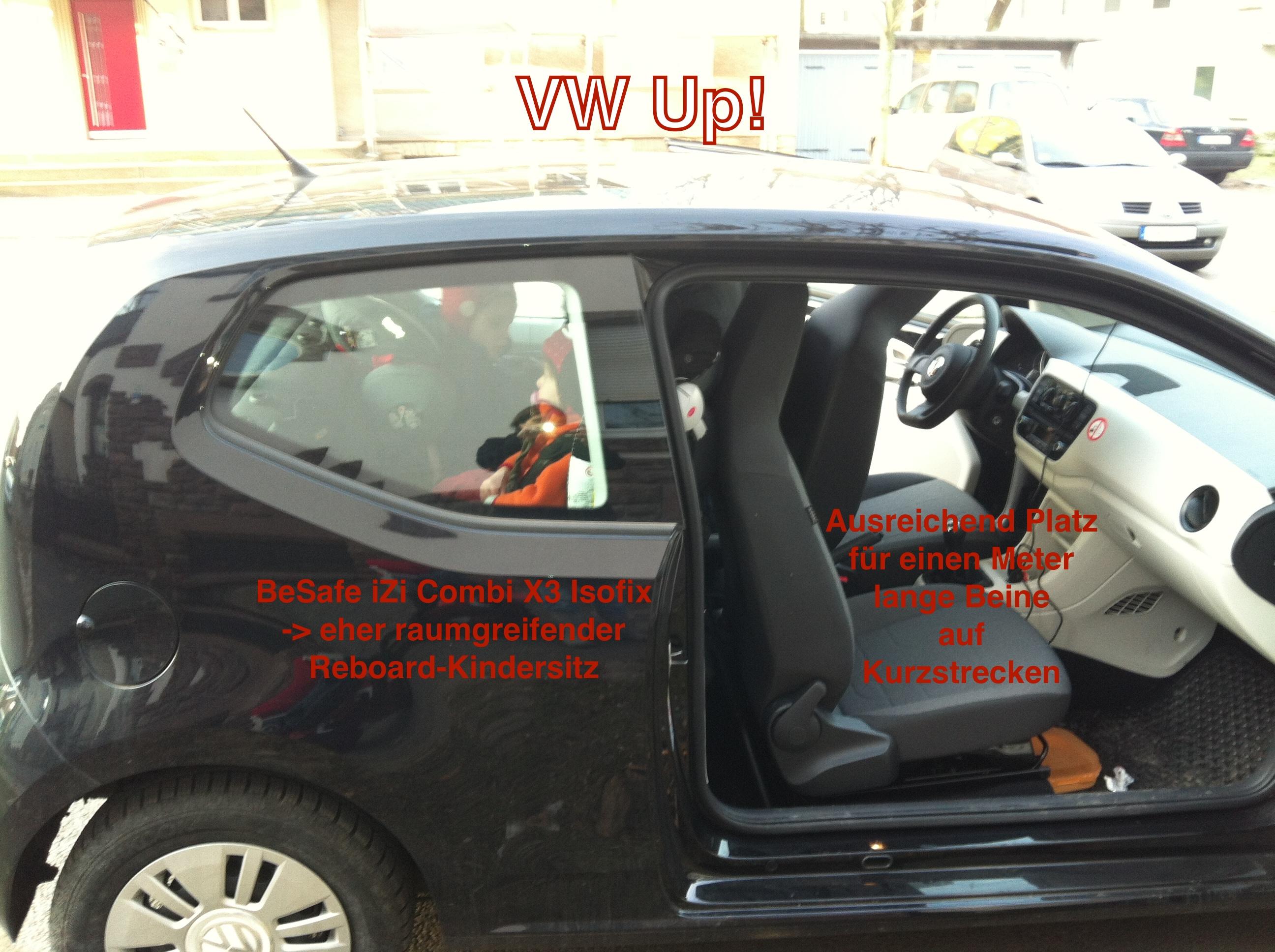 Passen Reboarder in jedes Auto?